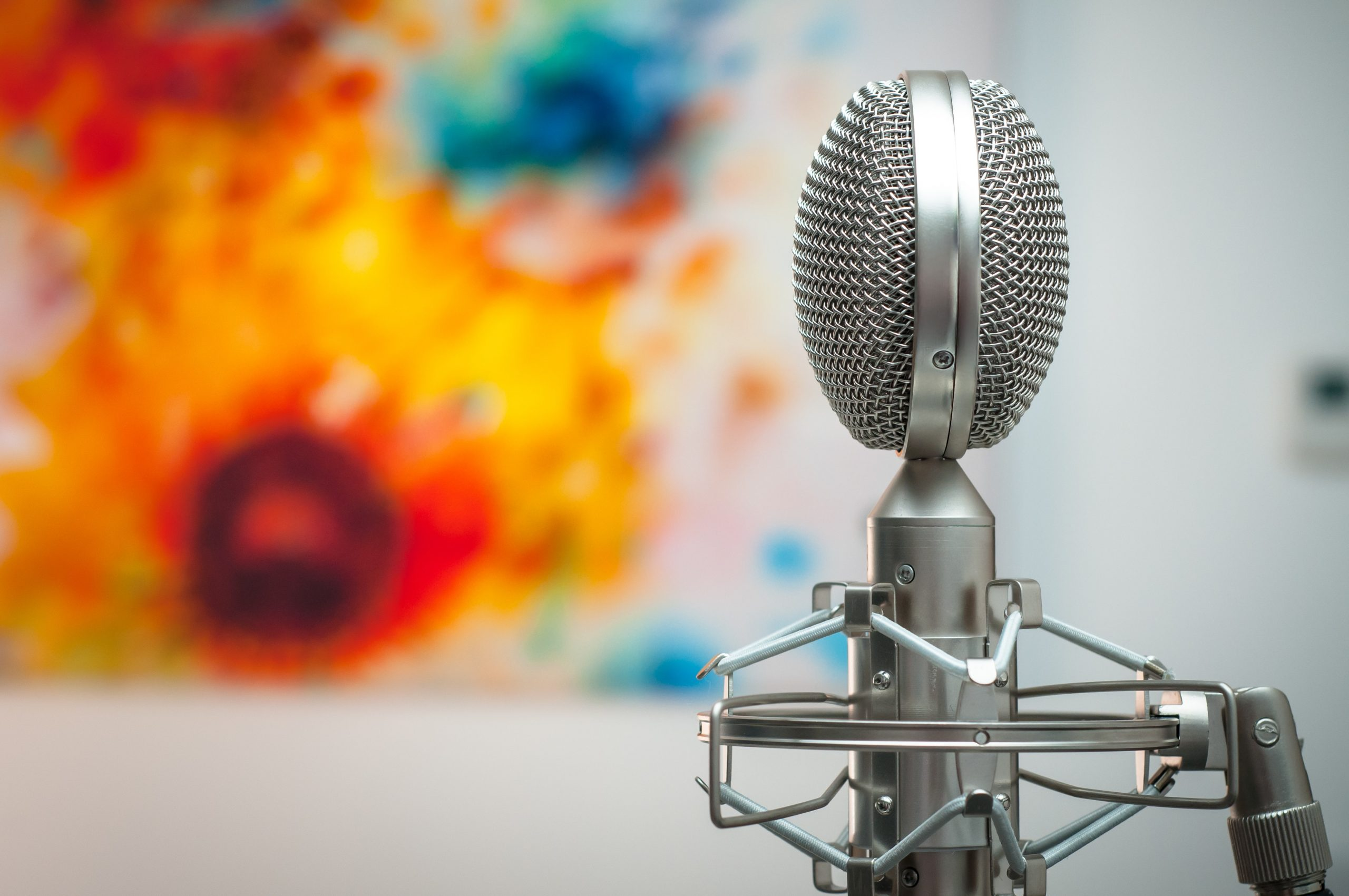 interjú mikrofon